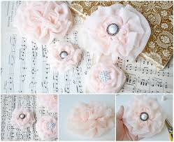 how to make baby flower headbands 41 how to make hair bows babies and you tip junkie
