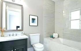 Bathroom Tile Modern Modern Grey And White Bathroom Ideas Parkapp Info