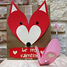 how to make animal themed valentines with american crafts