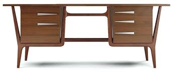 mid century modern desk chair mid century modern desk trail freedom desk with ports mid century