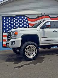 lifted gmc dually gallery american force wheels