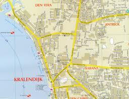 Bonaire Map Wegenkaart Landkaart Bonaire Kasprowski Maps 9791095793021