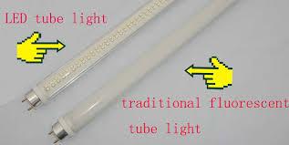 Led Tube Light Vs Cold Cathode Fluorescent Tube Light