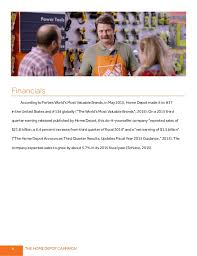 when is it black friday at home depot imc 610 integrated communications plan for home depot final project