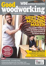 good woodworking magazine november 2017 subscriptions pocketmags