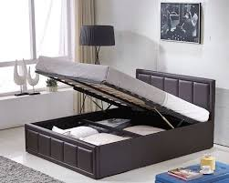 Platform Bed Ebay - king size platform bed with drawers king size storage bed ebay