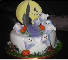 Halloween Decorated Cakes - 35 best halloween cakes images on pinterest halloween foods