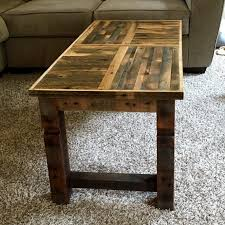 How To Make A Table Out Of Pallets Coffee Table Union Jack Pallet Coffee Table Pallets Woodns Plans