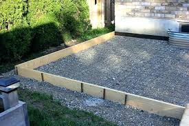 Cost Of Concrete Patio by Poured Cement Patio Cost Concrete Patio Cost Uk Image Titled Pour