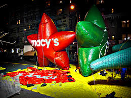 macy s thanksgiving parade balloon inflation how do you measure