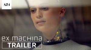 ex machina plot ex machina implications official hd trailer 3 a24 youtube