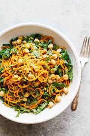 Pasta Recipes Turmeric Sweet Potato Pasta Salad Jar Of Lemons