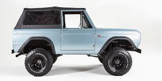 ford earthroamer xv hd the ford bronco san francisco off road vehicle