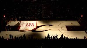 Basketball Courts With Lights Cleveland Cavaliers Pregame 3d Court Projection Youtube