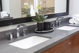 Cement Bathroom Vanity Top Concrete Bathroom Sink Farmhouse With Freestanding Vanities Tops