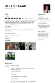 sales manager resume samples visualcv resume samples database