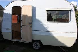 an interview about my little vintage caravan