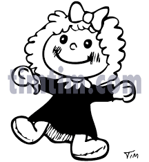 free drawing of doll bw from the category parents u0026 kids timtim com