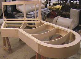 Upholstery Frame Sofa Frame Plans Home Design