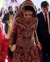 wedding dress in pakistan in pakistan what is the symbolization of a wedding dress quora