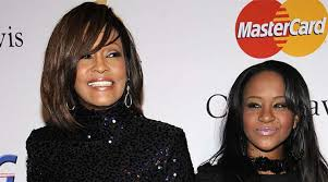 Whitney Houston Daughter Found In Bathtub Whitney Houston U0027s Daughter Hospitalised The Indian Express