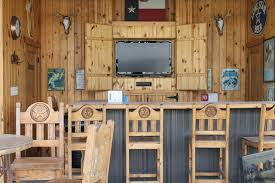 Western Style Patio Furniture Western Style Outdoor Bar And Patio Rustic Home Bar Austin