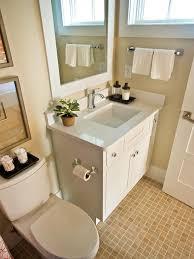 make your small bathrooms spacious