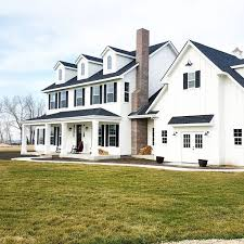 Farm Ideas Exterior Farmhouse With Window Window Post And Rail Fence - best 25 white farmhouse exterior ideas on pinterest farmhouse