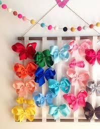 hair bow holder best 25 bow holders ideas on hair bow holders