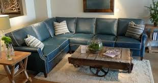 Navy Blue Leather Sectional Sofa Great Blue Leather Sectional Sofa Costco Andersen Leather Chaise