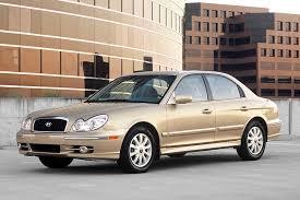 how much is a 2006 hyundai sonata worth 2004 hyundai sonata overview cars com