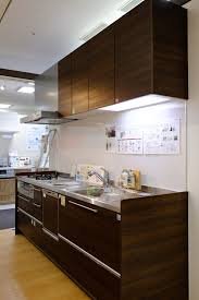 wall hung kitchen cabinets brown wooden kitchen cabinet with white wall mounted kitchen