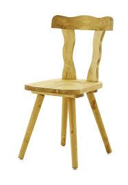 chaise en pin 2x chaise patrizia pin massif pays série limitée grenier alpin