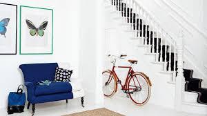 use crisp colours to brighten dark halls dulux