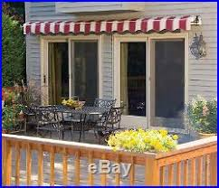 Retractable Awning For Deck Patio Awnings Canopies And Tents Blog Archive 20 Ft Sunsetter