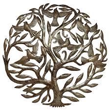 tree of life home decor wall art designs metal wall art trees steel drum art tree of life