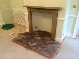 natural stone fireplace cleaning and sealing chipping campden