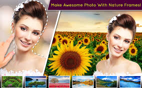 nature photo frames android apps on google play