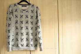 leanne marie fashion sugarhill boutique bunny print sweater