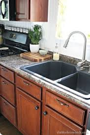 thrifty decor chick beadboard backsplash cozy kitchens install beadboard over existing tile backsplash as an inexpensive