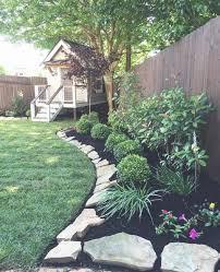 Simple Backyard Landscape Ideas 25 Trending Backyard Landscaping Ideas On Pinterest Diy