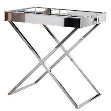 butler table with tray mirrored tray trolley handmade kitchens in norwich norfolk