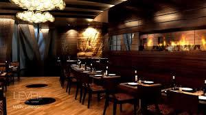 qatar restaurant designs la vue brasserie and level 28