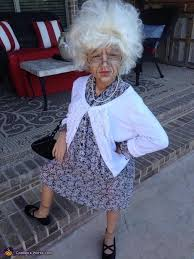 Bad Grandpa Halloween Costume Bad Grandma U0027s Costume Photo 5 8
