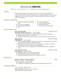 Resume Template Pdf Download by Sample Resume For Mis Executive Resume For Your Job Application