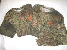 Mossy Oak Duck Blind Camo Clothing Mossy Oak Brush Hunting Ebay