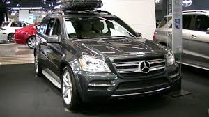 mercedes gl350 bluetec 2012 mercedes gl350 bluetec 4matic exterior and interior at