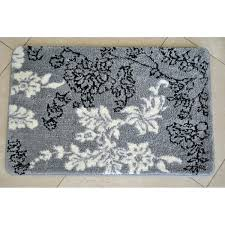 Gray And White Bathroom Rugs Gray And Yellow Bathroom Rug Sets Bath Rugs Mats U2013 Buildmuscle