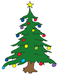 simple christmas tree clipart china cps