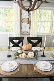 thanksgiving table decorations modern thanksgiving table scape 3 simple style options grace in my space